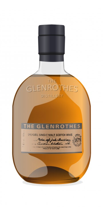 Glen Rothes 1995 14 Year Old Bourbon Cask