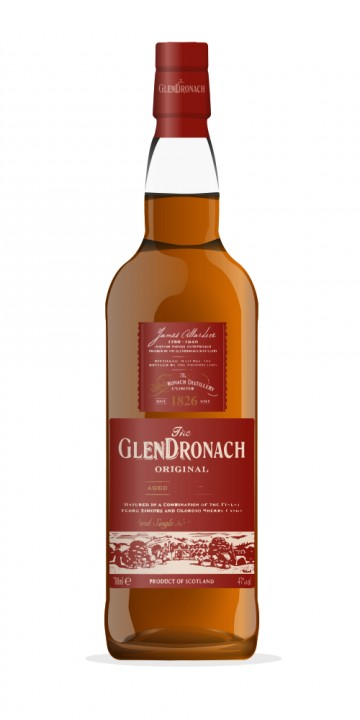 Glendronach 8 Year Old bottled 1970s