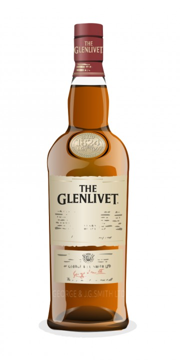Glenlivet 21 Year Old Archive (Wooden Case)