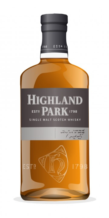 Highland Park 1967 38 Year Old Split Cask