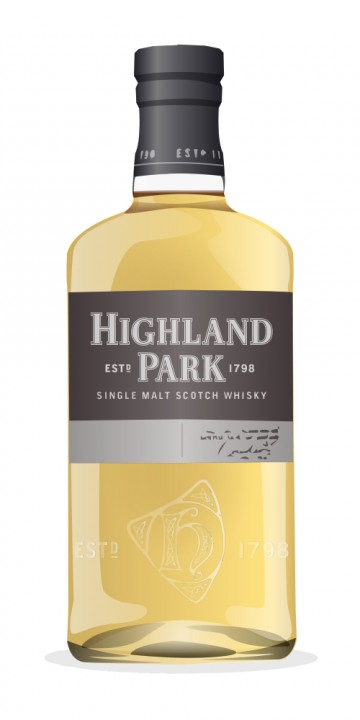 Highland Park 25 Year Old 5cl