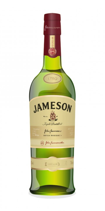 Jameson 12 Year Old Distiller's Selection