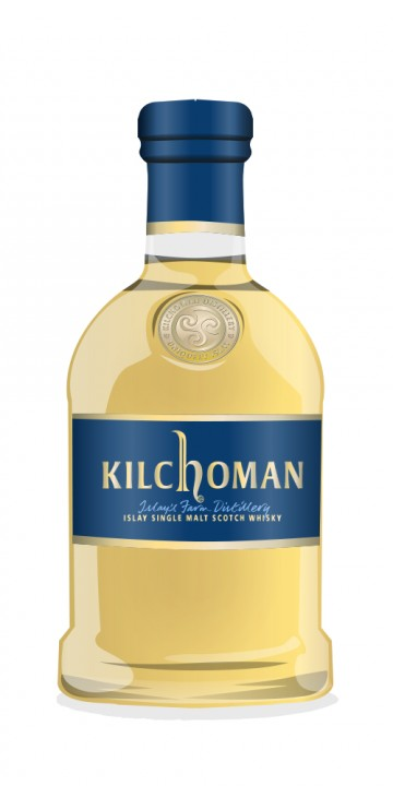 Kilchoman 2007 Vintage bottled 2013