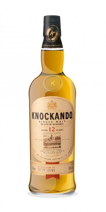 Knockando 1995 12 Year Old