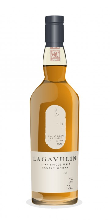 Lagavulin 12 Year Old Bot 2003 3rd Release