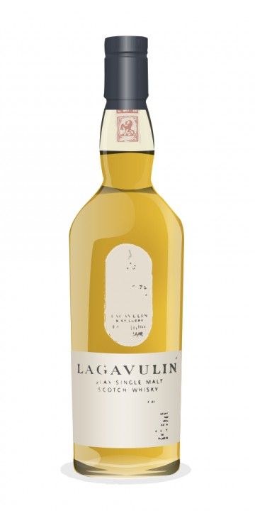 Lagavulin 12 Year Old bottled 2010 10th Release