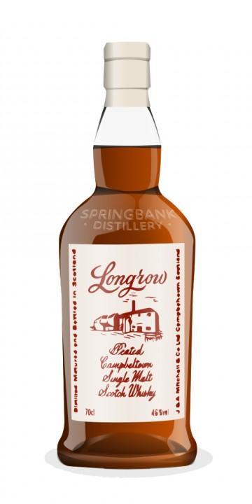 Longrow 1997 14 Year Old Burgundy Wood