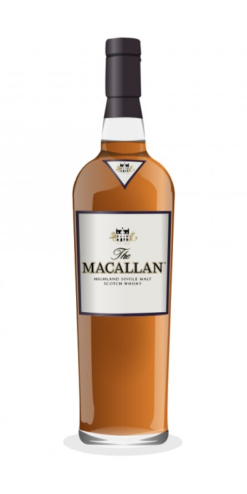 Macallan-Glenlivet 12 Year Old bottled 1970s