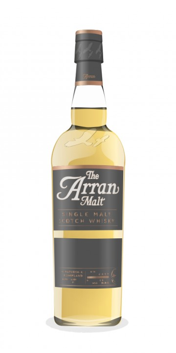 Master of Malt Single Cask 12 Year Old Arran