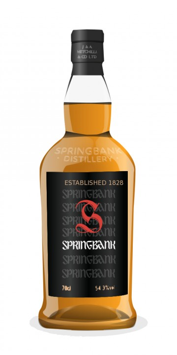 Springbank 1974 28 Year Old bottled Oct 2003