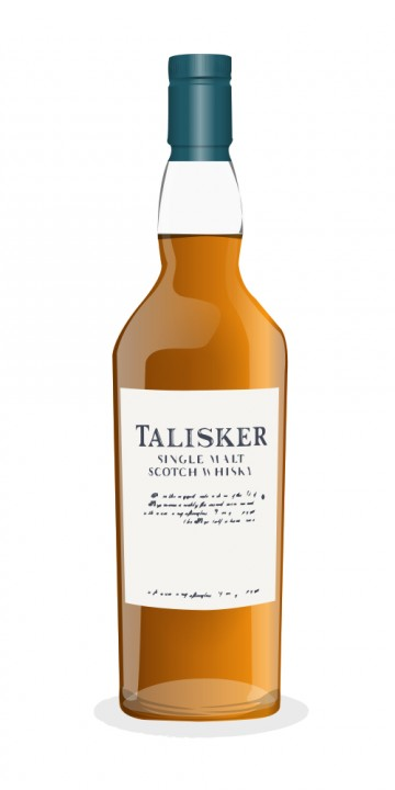 Talisker 25 Year Old bottled 2007
