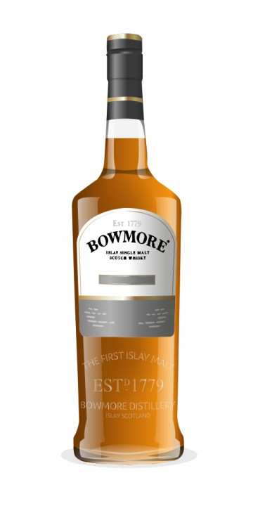 White Bowmore 1964 43 Year Old