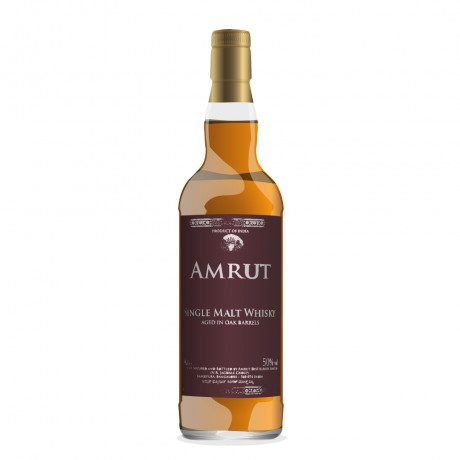 Amrut Single Cask Peated Port-Pipe Matured