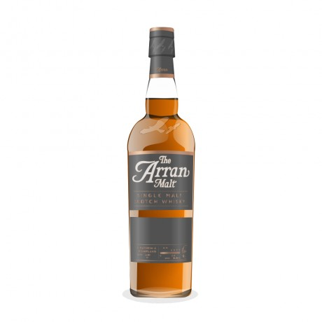 Arran 10 Year Old 2007 Rum Finish – Small Batch