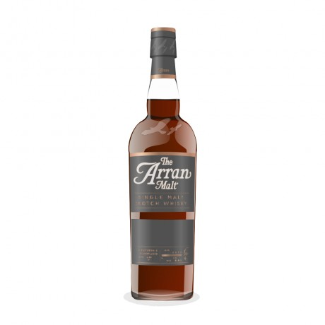 Arran 12 Year Old 2006 Private Cask for Whisky Shop Zammel