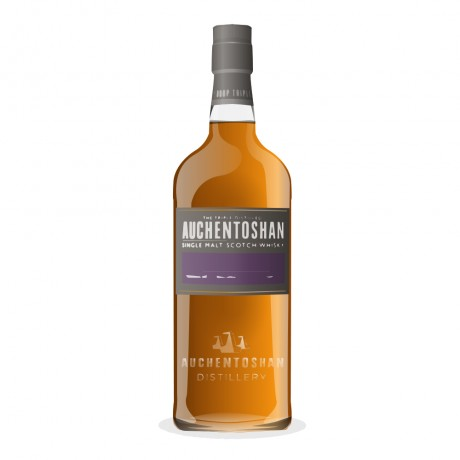 Auchentoshan 17 Year Old 1991 Jack Wiebers Scottish Castles