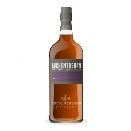 Auchentoshan 2010 Bordeaux Wine Cask for the Toshan Man 50th Birthday