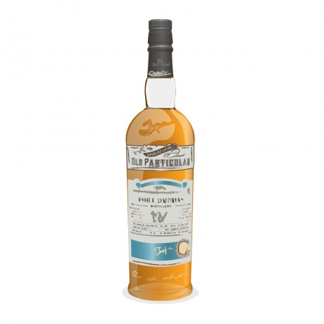 Auchentoshan 22 Year Old 1996 Douglas Laing Old Particular Halloween Edition