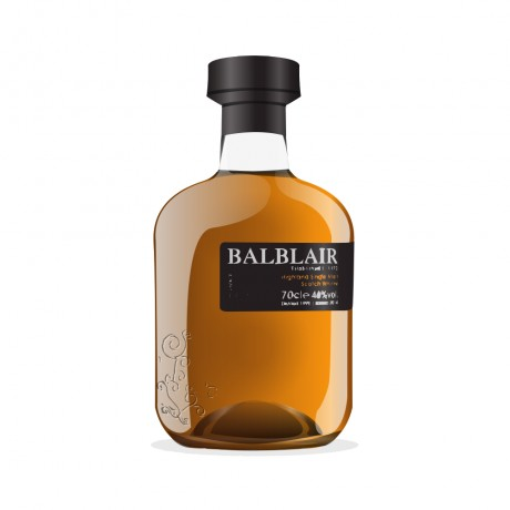 Balblair 2000 2nd release bottled 2017