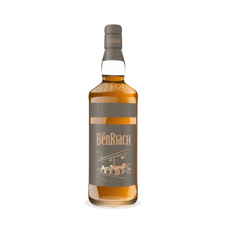 BenRiach 11 Year Old 2005 Bourbon Barrel #2551 for Premium Spirits