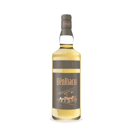 BenRiach 11 YO Single Cask #26120 (bourbon)
