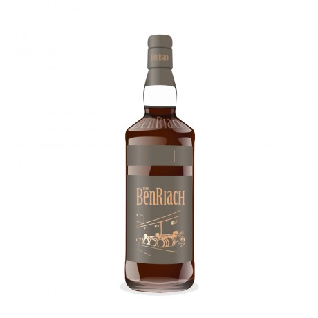 BenRiach 1970 38 Year old PX sherry