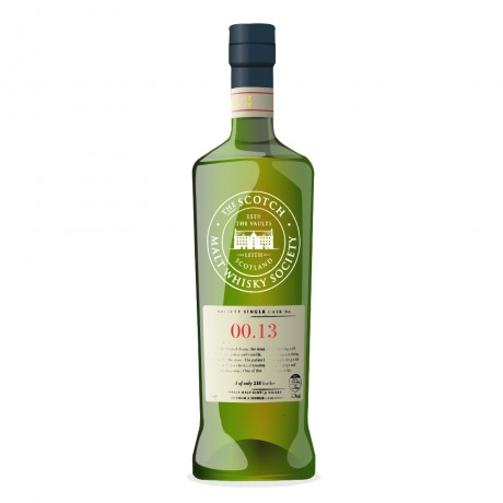 "Bladnoch SMWS 50.56 ""Oh I do like to be beside the seaside!"""