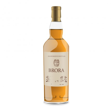 Brora 1977 35 Year Old 12th Release bottled 2013