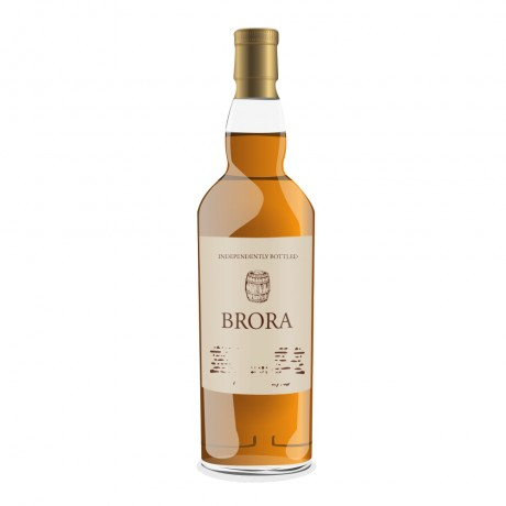 Brora 38 Year Old 15th Release