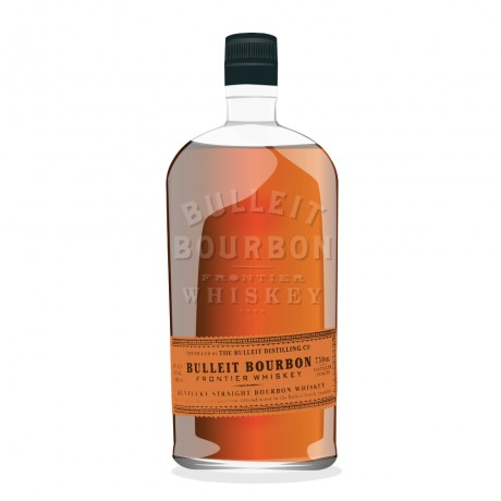 Bulleit Bourbon, 10 year old, Limited Release