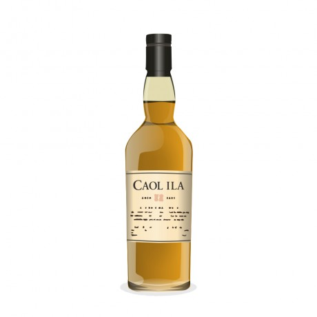 Caol Ila 9 Year Old 2009 The Single Malts of Scotland