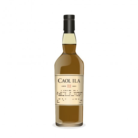 Caol Ila Smoke & Sherry Cooper's Choice