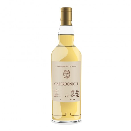 Caperdonich 18 Year Old 1996 Blackadder Raw Cask