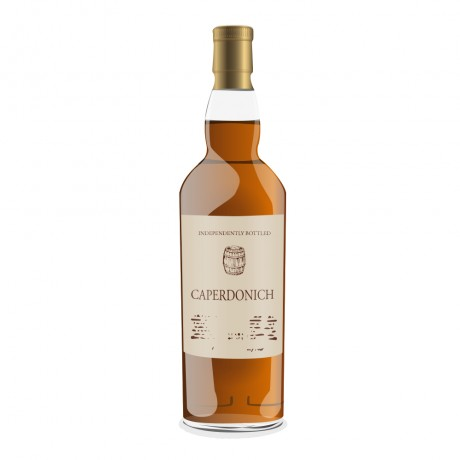 Caperdonich 1972 37 Year Old (Whisky Shop Dufftown)