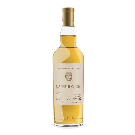 Caperdonich 20 Year Old 1992 A.D. Rattray Cask 121139