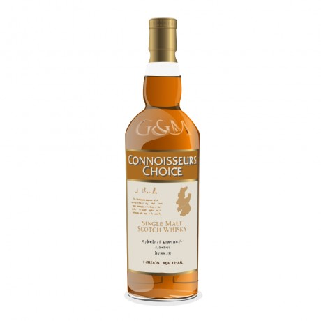 Caperdonich 23 Year Old 1980 Gordon & Macphail Connoisseurs Choice