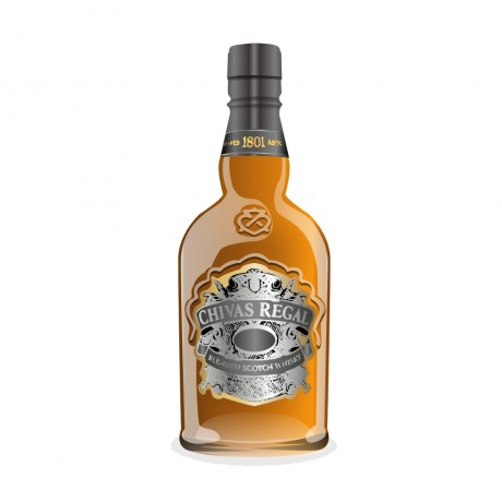 Chivas 18 First Fill Boubron Cask Finish