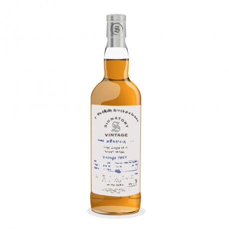 Coleburn 19 Year Old 1981 Signatory Un-Chillfiltered