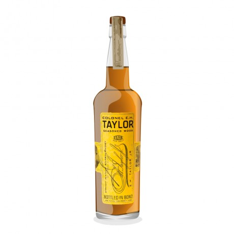 Colonel E. H. Taylor Colonel E.H. Taylor, Jr. Old Fashioned Sour Mash Bourbon Whiskey Bottled in Bond