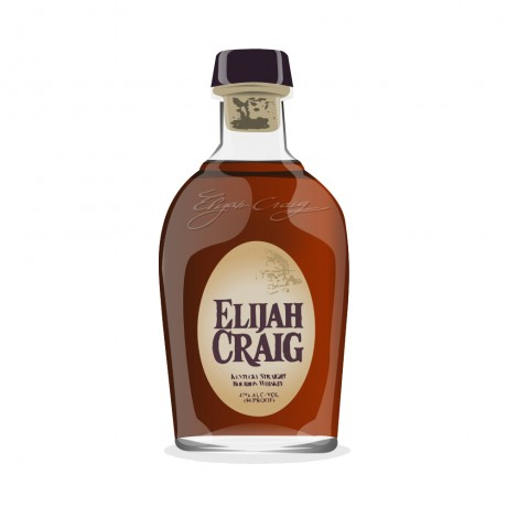 Elijah Craig 12 Year Old Barrel Proof