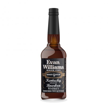 Evan Williams 2001/2010 Single Barrel #067