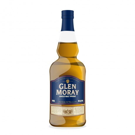 Glen Moray 9 Year Old 2007 Kintra
