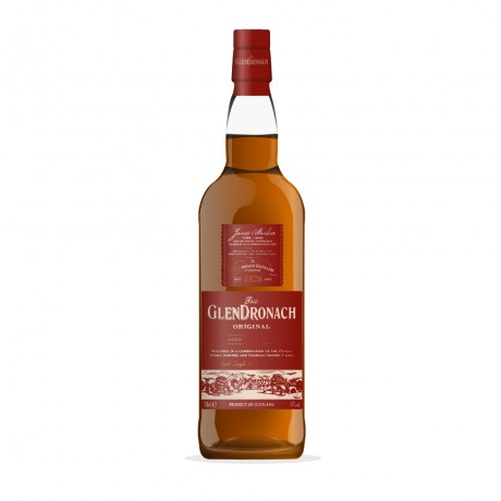 GlenDronach 1995 Single Cask # 1487