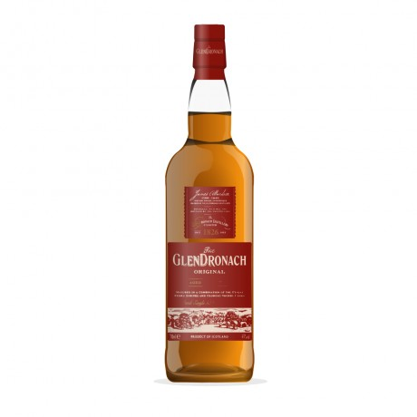 GlenDronach 1996 - 16 YO single cask PX sherry puncheon