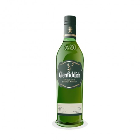 Glenfiddich 12 Year Old 15 Year Old 18 Year Old 3 x 20cl