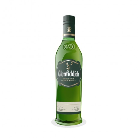 Glenfiddich 40 Year Old Cask 9925