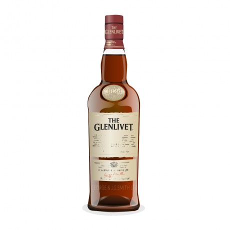 Glenlivet 10 Year Old 2007 The Ultimate Cask #900136