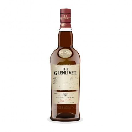 Glenlivet 10 Year Old 2007 The Ultimate Cask #900148