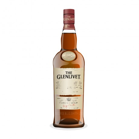 Glenlivet 10 Year Old 2007 The Ultimate Cask #900149