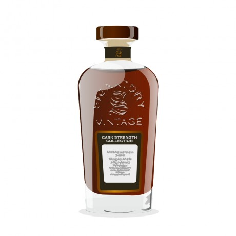 Glenlivet 11 Year Old 2007 Signatory for The Whisky Exchange